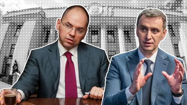 """Степанов - все. Как """"уходили"""" главу Минздрава и что об этом говорят медики"""