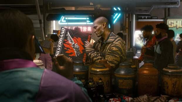 В апреле 2020 Киану Ривз появится в игре Cyberpunk 2077