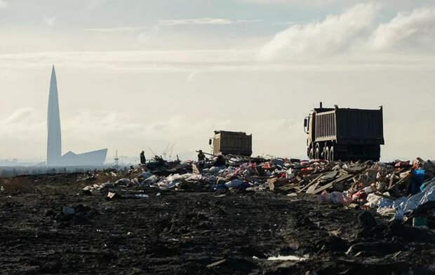 В Петербурге создадут единого оператора по переработке мусора – проблемы с токсичным «МПБО-2» могут быть решены