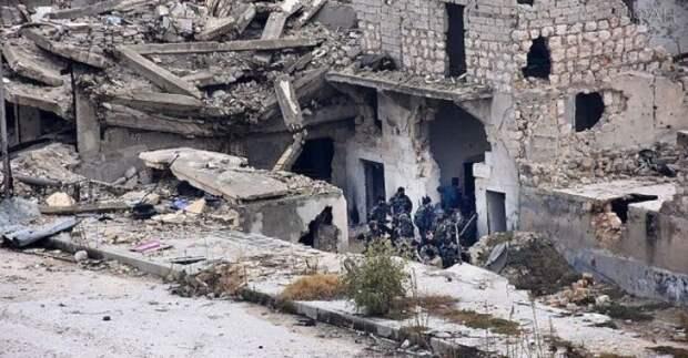 Сирия: в ближайшие часы могут объявить о полном освобождении Алеппо