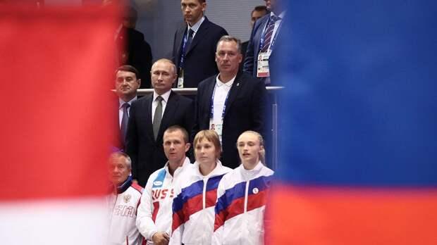 Помощник президента России Левитин: «В мировом спорте сегодня творится политический беспредел»