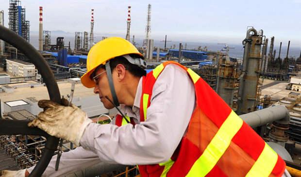 На15% сократила Россия поставки нефти вКитай вапреле 2021