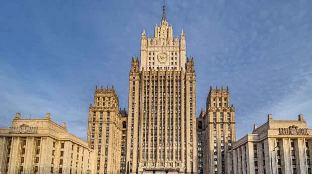 В МИД России оценили перспективу возвращения посла РФ в США