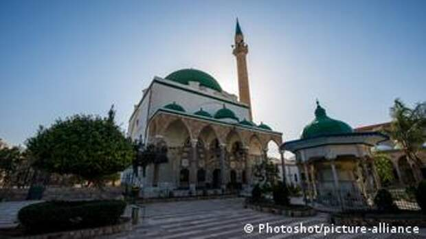 Мечеть в городе Акко