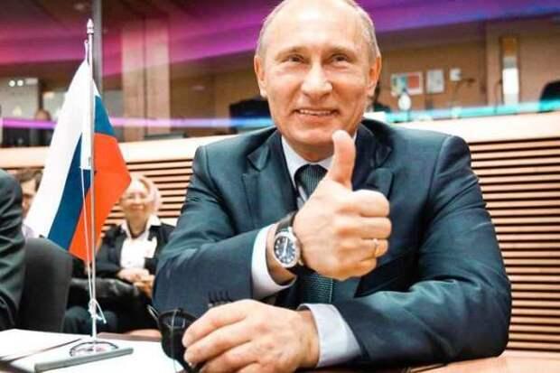 День рождения Путина: 10 фактов о президенте России