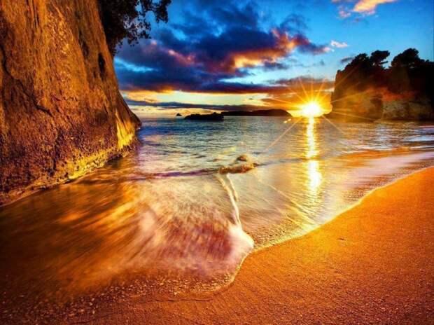 Волшебные места Земли