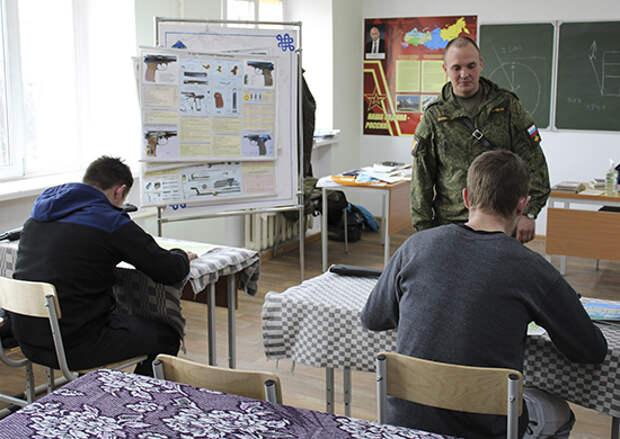 В центре патриотического воспитания молодежи «Авангард» в Бурятии пройдут учебные сборы