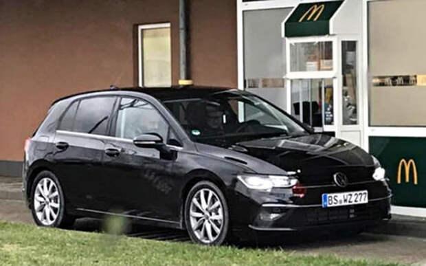 Рассекречен облик нового Volkswagen Golf