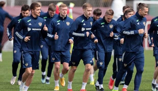 В Госдуме оценили решение сборной России не вставать на колено перед матчем Евро-2020