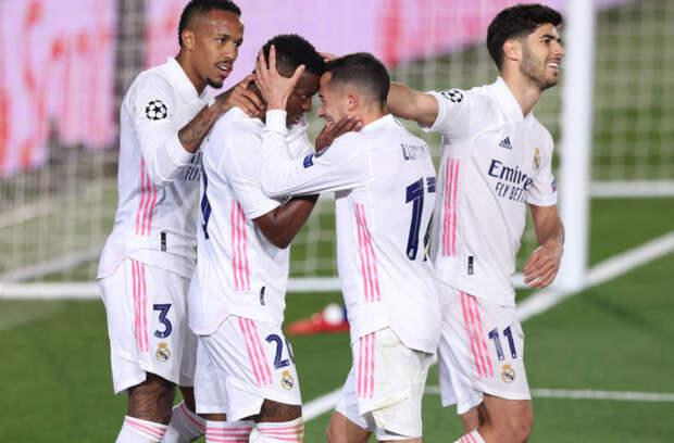 «Реал» разгромил «Гранаду» в гостях и вернулся на второе место в Ла Лиге