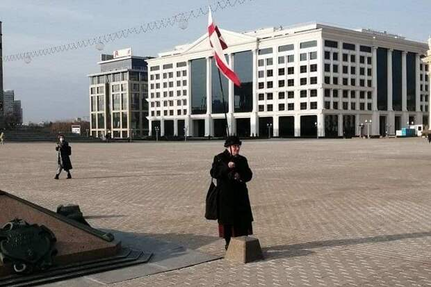 Оппозиция Белоруссии проигнорировала массовый «День воли»