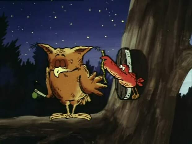 Большой Ух- мои любимые мультфильмы