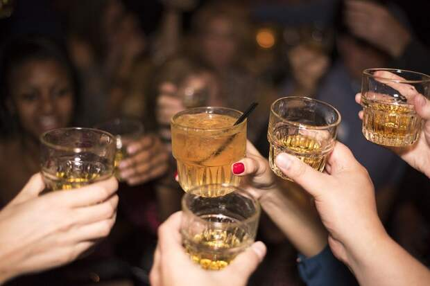 Россию включили в десятку самых пьющих стран мира