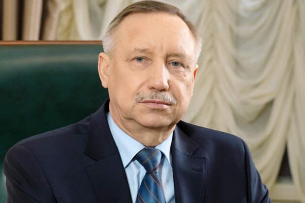 Александр Беглов подвел итоги работы в июле