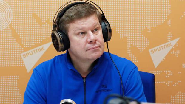 Губерниев ответил девушке-бойцу ММА, вызвавшей его на бой