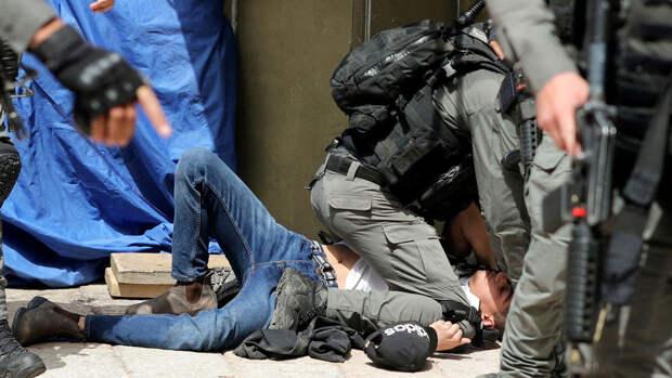 Сотни раненых: что происходит в Иерусалиме