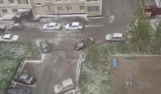 Майский снег ивосставший автохлам вновостях понедельника наСтаврополье