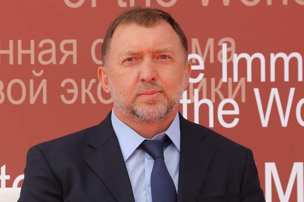Дерипаска назвал бизнес и россиян «рабами банков»