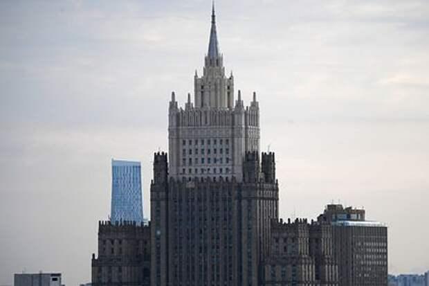 Россия признала угрозу санкций США из-за Навального