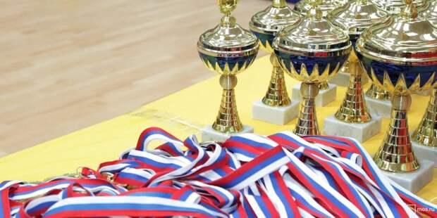 Дзюдоист из Кузьминок взял золото Всероссийских соревнований