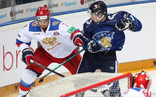 Россия умудрилась проиграть матч за 32 секунды! Победную серию наших на Евротуре прервали чемпионы мира — финны