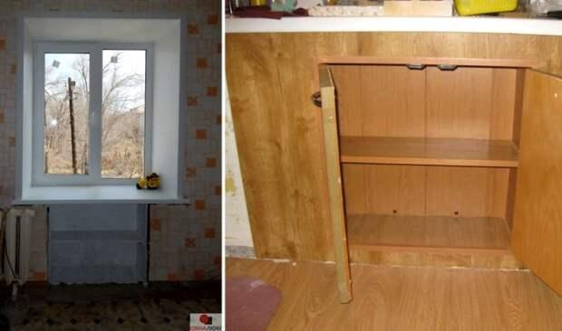 После появления холодильников в квартирах, под окном делали кладовки или просто полки. /Фото: content.onliner.by