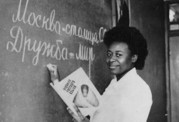 Русские ничего не должны афроамериканцам. Оставьте нас в покое