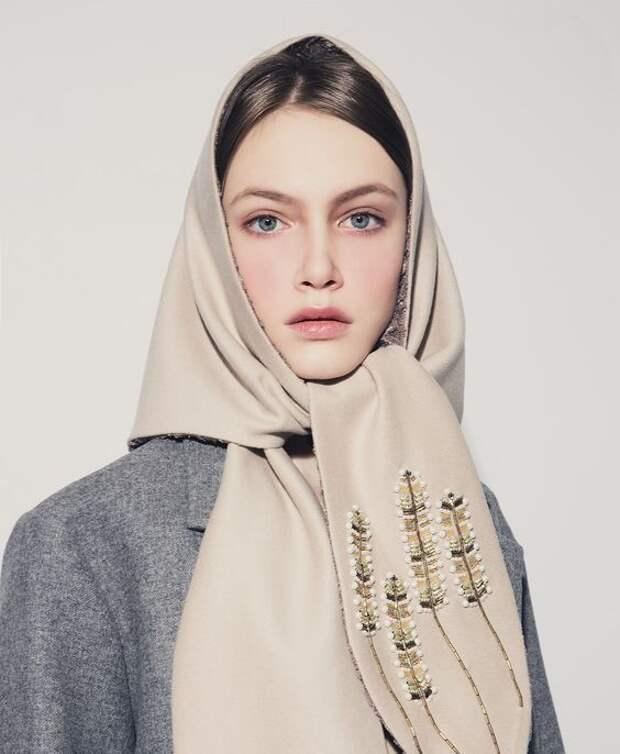 Модные аксессуары на весну-лето 2020: повязки и косынки на голову