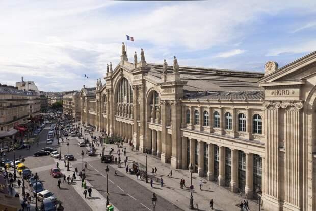 В Париже эвакуируют Северный вокзал из-за угрозы взрыва