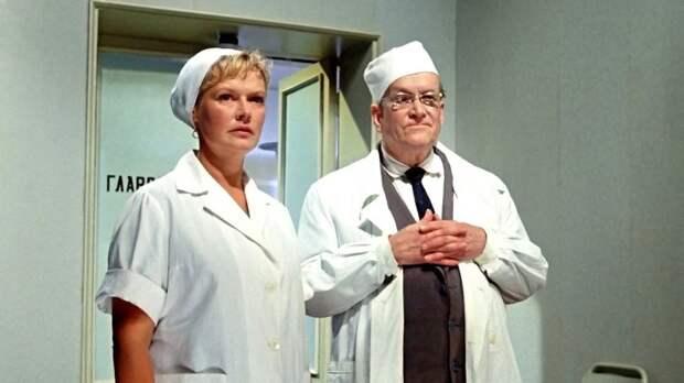 8 врачей из советских фильмов, которые очаровали зрителей с первого кадра