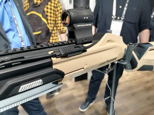«Калашников» впервые представит за рубежом смарт-ружье MP-155 Ultima