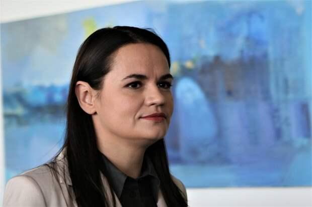 Тихановская сравнила Лукашенко с диктатором Франко