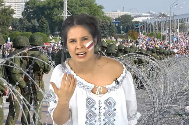 Актриса Шмакова извинилась перед белорусскими женщинами
