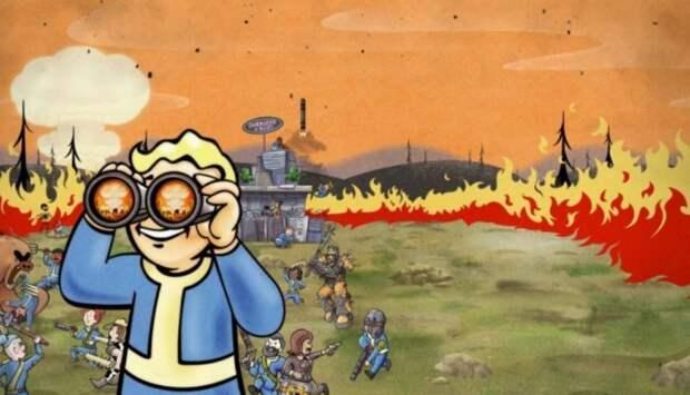 Режим Королевской битвы в Fallout 76 будет доступен постоянно