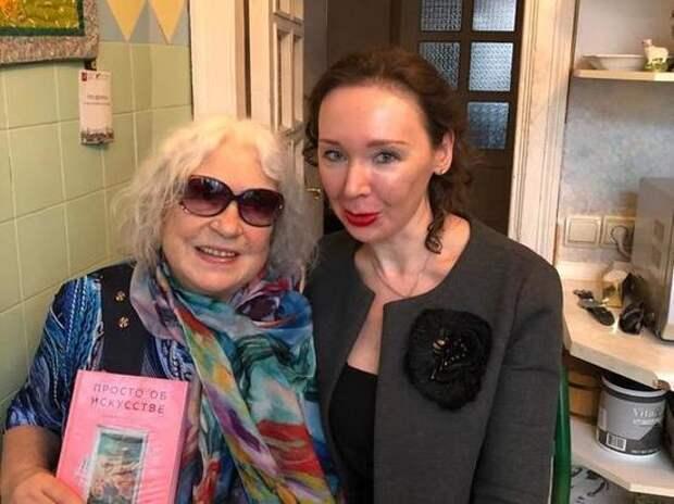 Лидия Федосеева-Шукшина после скандала написала Бари Алибасову открытое письмо
