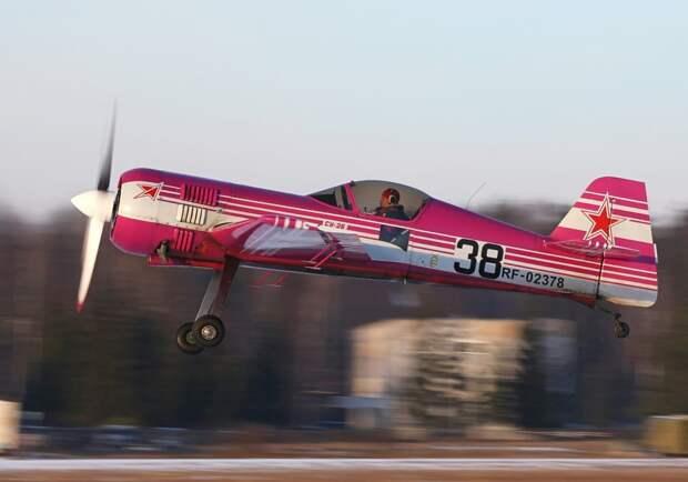 Су-26: лучший воздушный акробат в мире