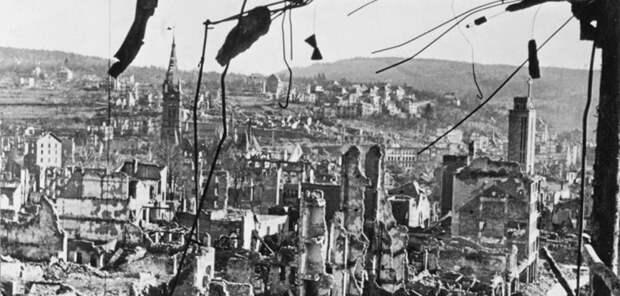 Самая «успешная» бомбардировка Второй мировой