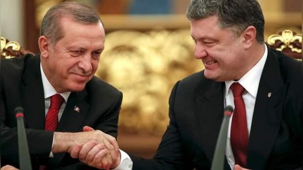 Эрдоган заверил Порошенко, что не изменил позицию по Крыму