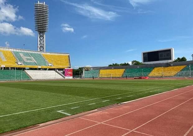 В Краснодаре реконструируют стадион «Кубань»