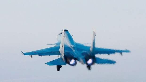 Самолеты ВВС Франции снова курсируют возле воздушных границ наюге России