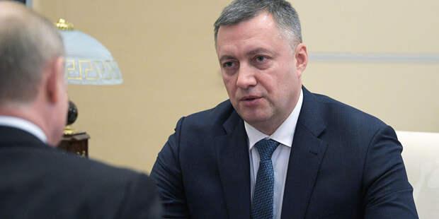 Кобзев стал врио губернатора Иркутской области