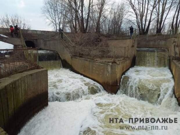 """Нижегородскую станцию аэрации реконструируют по федеральному проекту """"Оздоровление Волги"""""""