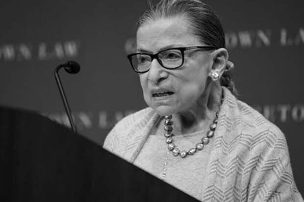 Умерла старейший член Верховного суда США