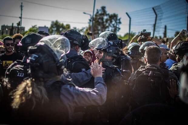 США выразили «крайнюю озабоченность» столкновениями в Иерусалиме