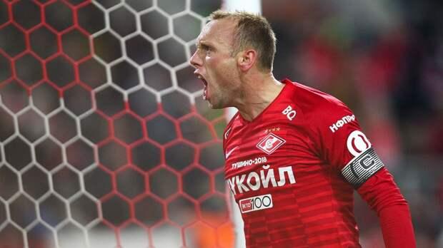 Глушаков: «Там постоянно «Санта-Барбара». Российскому футболу было бы скучно без «Спартака»