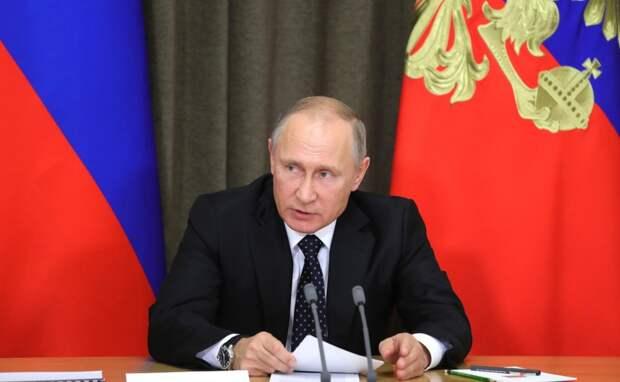 Путин высказался засвободу винтернете