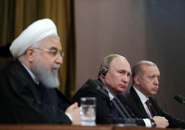 Довершить начатое: астанинская тройка и мирный процесс в Сирии