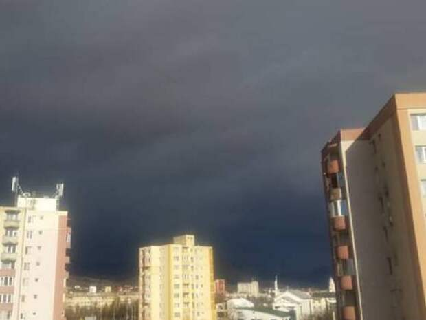МЧС предупредило о дождях с грозами в московском регионе до утра 1мая