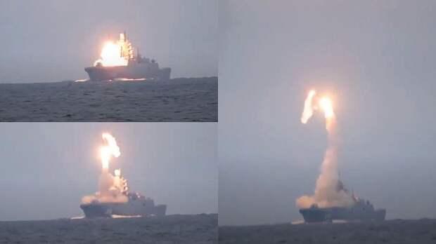 """Читатели Yahoo News Japan заговорили о союзе с Россией на фоне испытаний ракеты """"Циркон"""""""