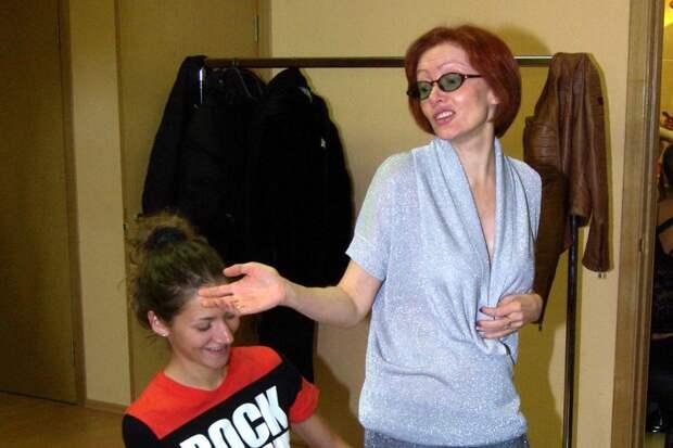 Ольга Зарубина собралась эмигрировать в США к жениху